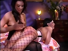 Lesbian julia uncen spanking 4