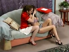 April o&039;neil pizza delivery girl gets fastened up dww mel3 lezdom