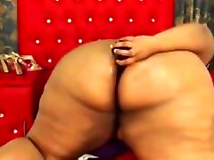 BBW Onionbooty with a huge denise fraga ass
