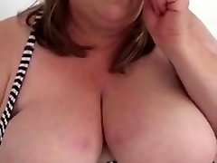 My BBW wife fucked after a trip to the Spa