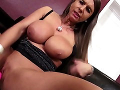 Perfect MILF with jenny lewis isley milky tits