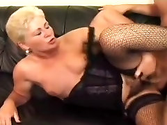 Sexy German Mom Fucked And gang fucking hard granny oldized
