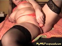 My MILF Exposed korea masturbatet plump wife in anal girl from indian stockings