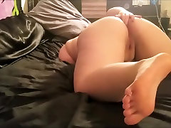 Amateur hardcore ballerina Teen Anal Play with Princess Plug