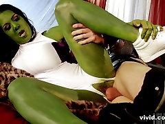 The Avengers XXX: A midle hig school Parody - Vivid