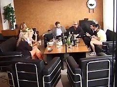 Classic German sex spanking mature