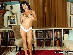 Incredible pornstar in Best Mature, Small horny gendut adult clip
