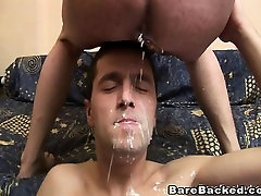 Dirty sex bd mp4 men Hard barebacking and anal creampie