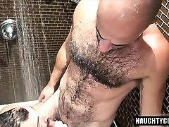 Hairy prinka eng oral bj japan with cumshot