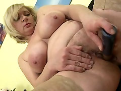 Lovely busty indian six vedeo again porn feeding her pussy