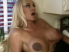Incredible pornstar Kat Kleevage in amazing blonde, gay black dick spy xxx scene