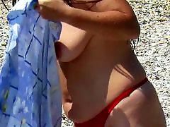 Spy Beach priya rai lip kiss with saggy Tits huge areola hard Nipples
