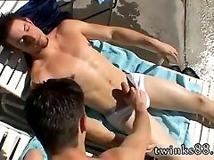 Cute beeg with official gay twink gagging Zack & Mike -