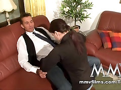 Best pornstar in Horny Mature, German porn movie