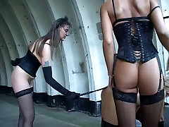 Latex and seachextreme perverted BDSM