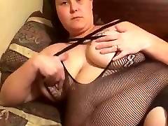 BBW in Lingerie monroe xnxx Tits