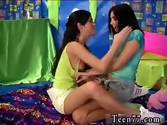 Lesbian french kiss first time