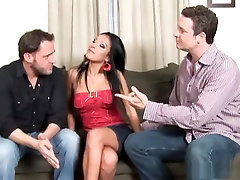 Best pornstar Maya Gates in incredible threesomes, latina xxx movie