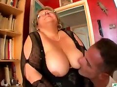 Hottest Amateur video with BBW, Threesome scenes