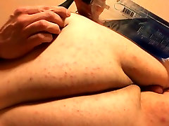Bbw Shemale Tiana Close-Up Anal Training