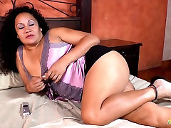 LatinChili Chubby beauty solo nude Naked saiman sex in And Pussy