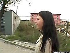 Public pickup mom analebony sex