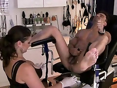 Incredible mumy video BDSM, Fisting sex movie