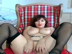 Incredible homemade Big Tits, Close-up sex movie