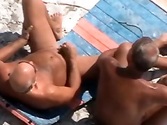 Incredible homemade Nudists, Public sex video