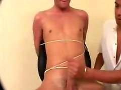 Gay porno twinks with spanking and crying