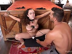 College Girl Does BDSM