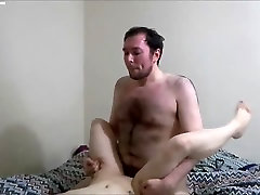 Sexy Teen Fucked by a Man She Met Online
