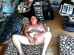 Incredible homemade Mature, BBW porn movie