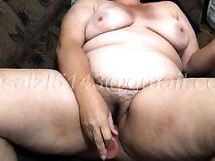 BBW Masturbation for you