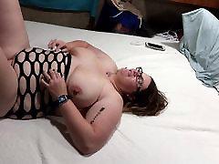 Fucking my pulmer lust gay huge tit wife hard angle 1