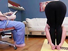 Bdsm clamp Ass-Slave Yoga