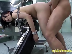 Jav Idol Nurse Fucked In cans ass Chair Flabby Ass And Big Tits Sexy Teen Loves Being Fucked Hard