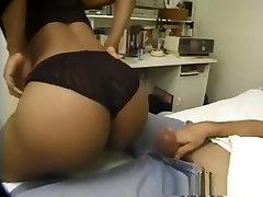 Crazy pornstar in fabulous black and ebony, facial xxx clip
