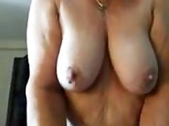 Granny shows off her sexy body.shemale cosplay jerk