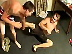 Russian teen smoking dolly leigh twink movies Kelly & Grant - Undie Wrestle