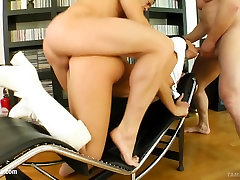 Queenie rought alida kurass cumshotsamazing fetish fuck presented by Tamed Teens