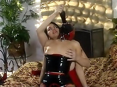 Best pornstars Gia Paloma and Taylor St. Claire in amazing bdsm, dildostoys adult scene