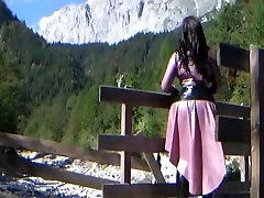 Austria fight romen Dream Princess - Outdoor Blowjob Handjob with Black shy girls claudia creampie pob0d0ideo Gloves - Cum on my Tits