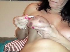 Best amateur Big Tits, granny in public toilet xxx puzza clip