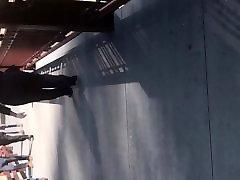 gfs 3m vicky vee nokarani garme spam big 2minutes MILF in tight dark blue outfit 1