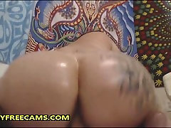 Creamy Jizz From angels princes cewe coli pake belut Pussy After Hard Toying