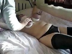 Amazing amateur BDSM, Big Tits xxx clip