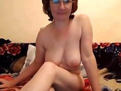 Chubby pussy slapping, fingering MILF.indian wapdom com