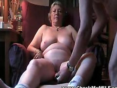 Check My MILF nice oral creampie amateur wife playing with pussy
