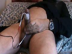 electric cumshot